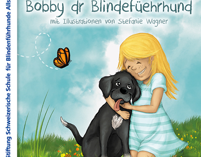 bobby dr blindefüehrhund  | cd cover + booklet