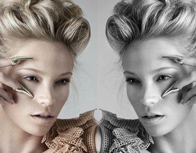 Photoshoot for Celebrity Skin Catalogue.