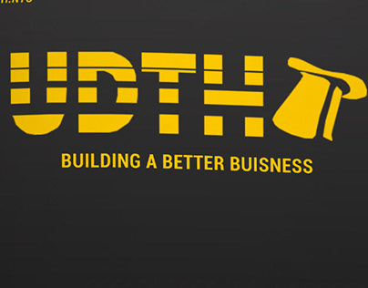 Newly UDTH Brand Identity and Web Site Design