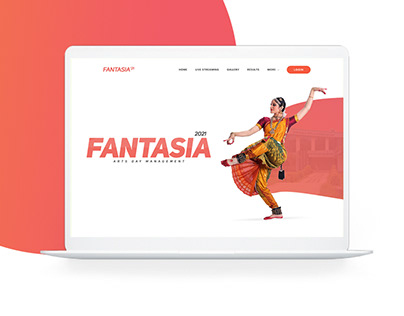 UI/UX Design   Fantasia21