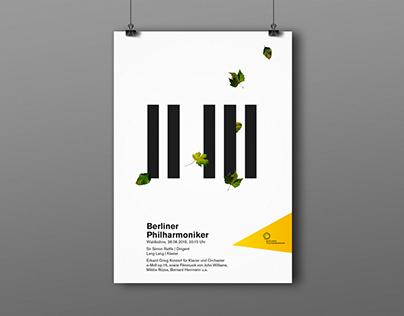 Berliner Philharmoniker Poster