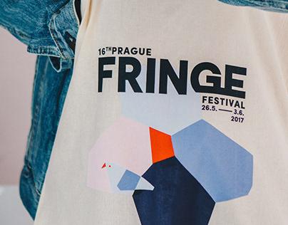 Prague Fringe Festival 2017 Visual Identity
