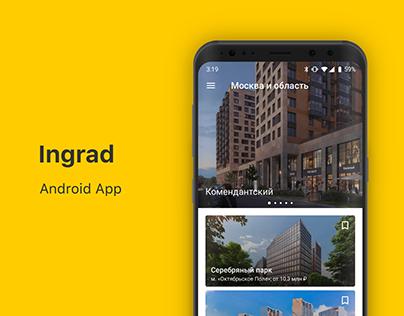 Ingrad Android App