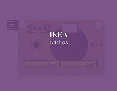 IKEA - Spots de Rádio