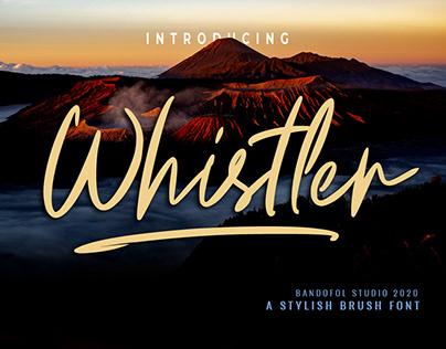 Whistler Signature-free