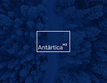Branding: Antártica M3