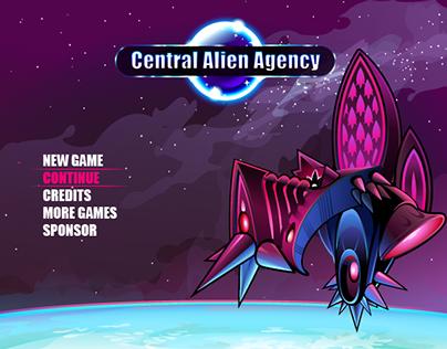 game — Central Alien Agency