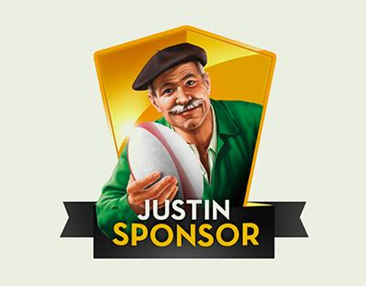 L'experience Justin Sponsor