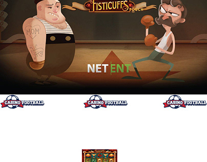 Fisticuffs mobile game imagery