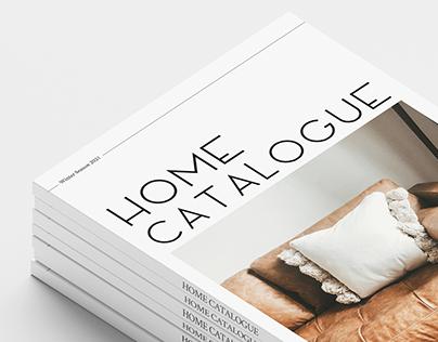 Home Catalogue Design