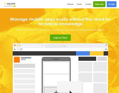 57square - Create app easily