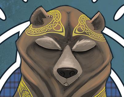 Celtic Alaska Illustrations