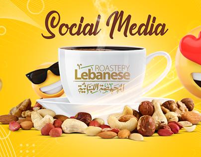 Social Media - Lebanese Roastery