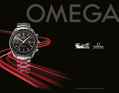 Omega Watches | Retouch