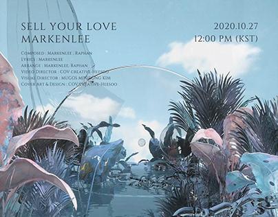 Markenlee - Sell Your Love MV (Teaser)