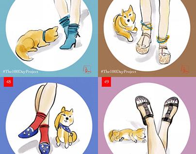 Fashionable Feet & Fur