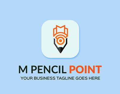 M Pencil Point Logo