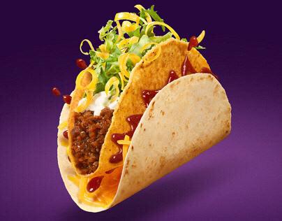 Taco Bell Taco 'n Taco