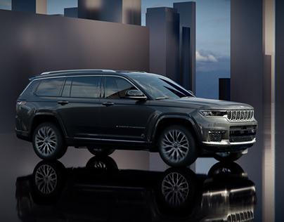 Jeep®   2021 Grand Cherokee L   Reveal