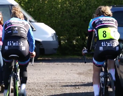 Cycling Shorts - Cheshire Classic 2015