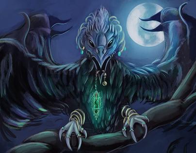 Jewelry Raven