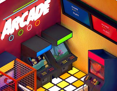 Isometric: Arcade