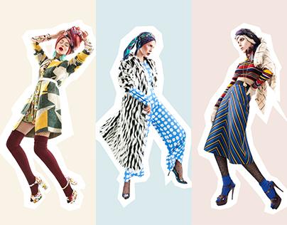 Urban Ethno | Fashion Editorial