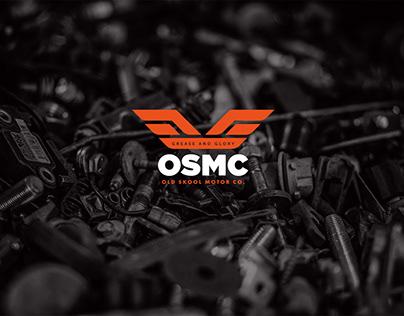Old Skool Motor Co. - Visual Identity