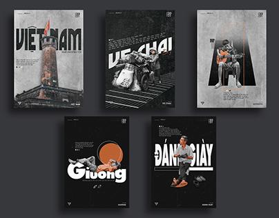 Poster Vietnam / 2021