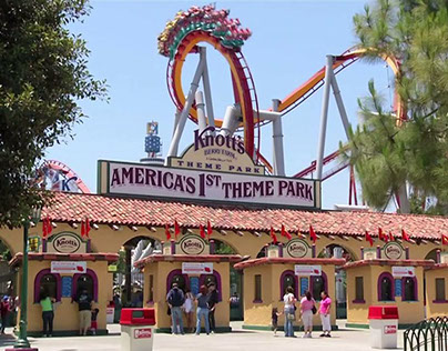 The Best Amusement Parks to Visit on Family Day
