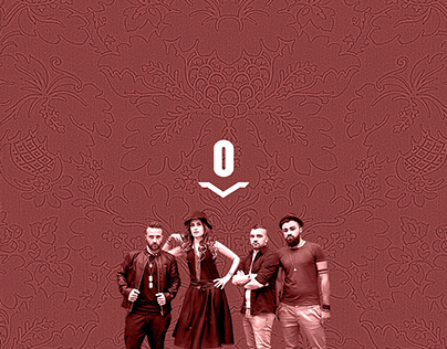 Branding and Graphic Design - Oltreoceano Band