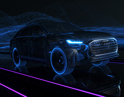 Audi Q8 - Director's Cut
