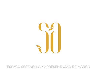 Espaço Serenella - Rebranding