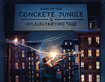 King of the Concrete Jungle & His Electrifying Tale
