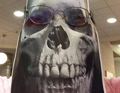 Skull Selfie Test