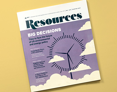Resources Magazine Issue 206 / Resources for the Future