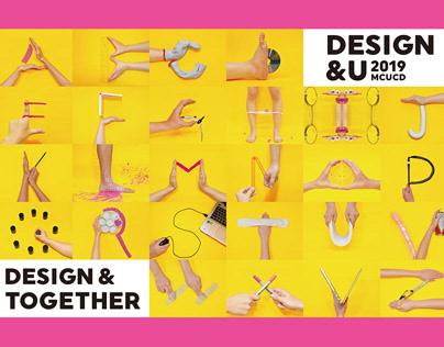 DESIGN & TOGETHER