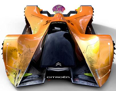 Michelin Challenge Design - Le Mans 2030