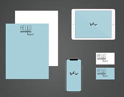 Hello Sunshine Logo Design