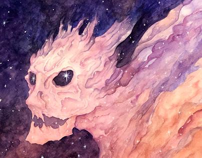 Orion's head