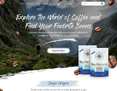 Explorer Coffee Bean