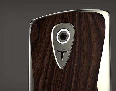 Tesla Model M [Mobile Phone]