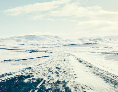 Iceland, road 01