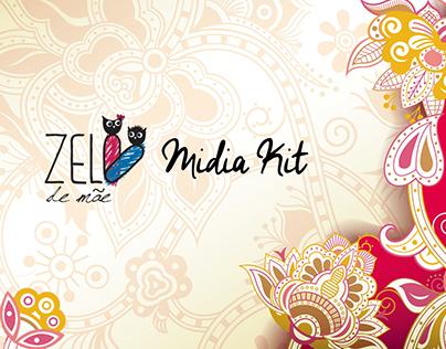 Midia Kit - Blog Zelo de Mãe
