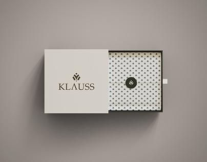 Klauss Identidade Visual