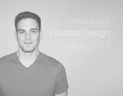 Industrial Design Portfolio 2017