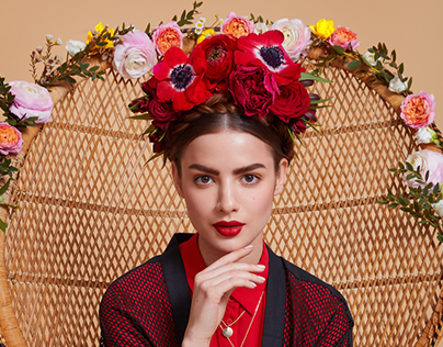 DIVAGE 2019 Beauty campaign for the brand