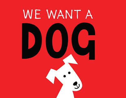 We Want A Dog - Sourcebooks