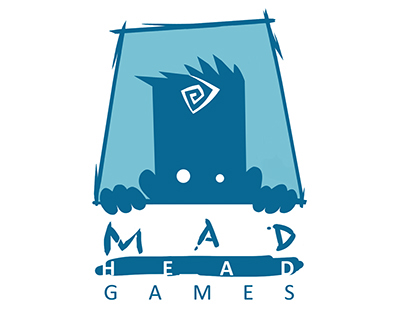 Graphic Design For Mad Head Games