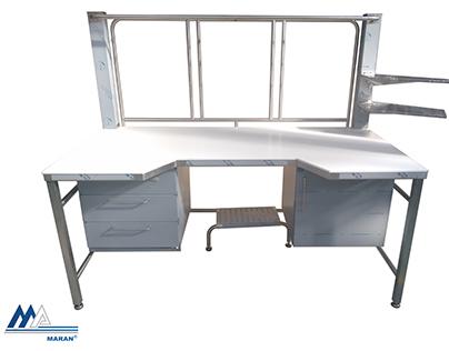 Laboratoy worktops